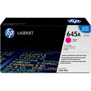 HP 645A (C9733A) Original Toner Cartridge - Single Pack - The Supply Room