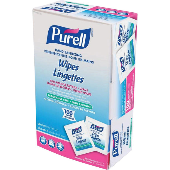 PURELL® Sanitizing Hand Wipe