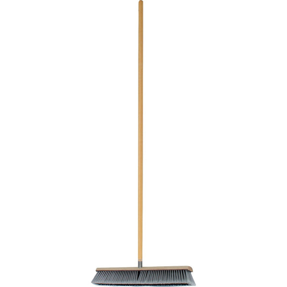 Genuine Joe Heavy-duty Floor Sweep and Handle