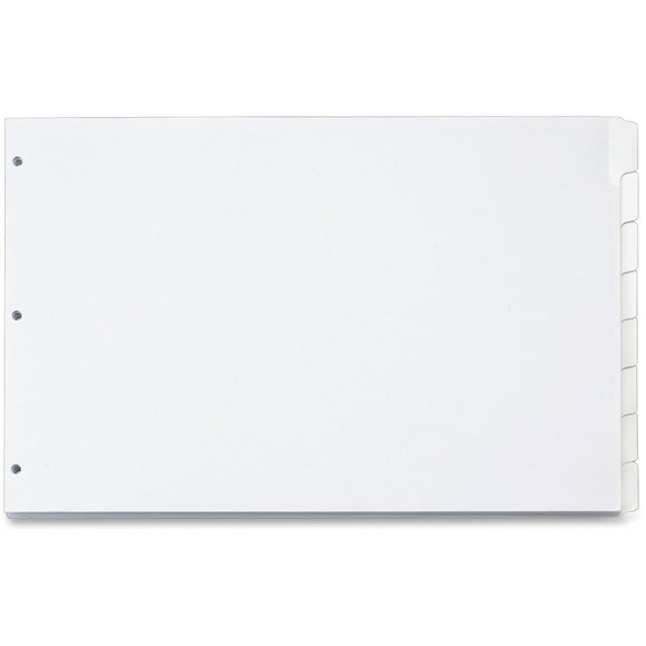 Cardinal Write 'n Erase Special Mylar Tab Dividers