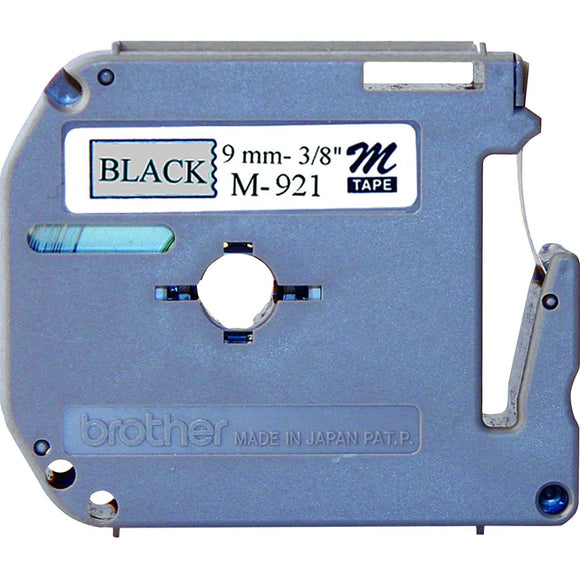 Brother P-touch Nonlaminated M Series Tape Cartridge - The Supply Room
