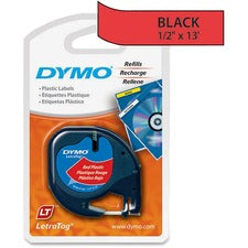 Dymo LetraTag 91333 Polyester Tape - The Supply Room