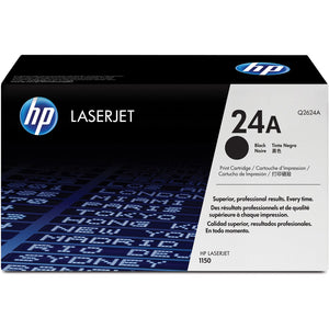 HP 24A (Q2624A) Original Toner Cartridge - Single Pack - The Supply Room