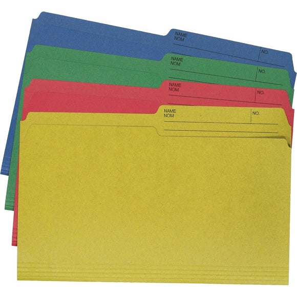 Hilroy Enviro Plus Recycled File Folder