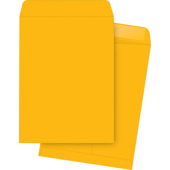 Business Source Durable Kraft Catalog Envelopes