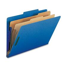 Nature Saver 2-divider Legal Classifciation Folders