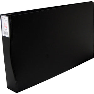 "Filemode 11""x17"" Duraply Poly D-ring Binder"