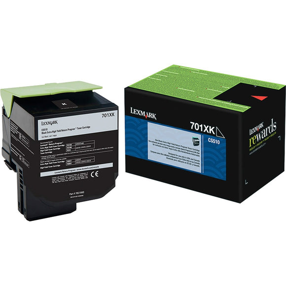 Lexmark Unison 701XK Toner Cartridge