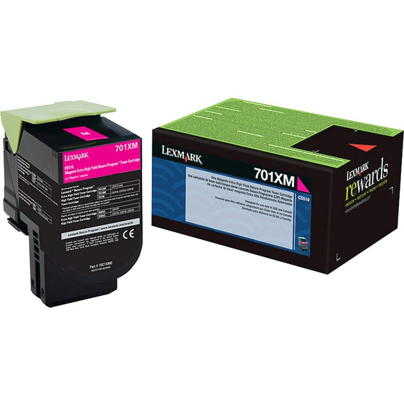 Lexmark Unison 701XM Toner Cartridge