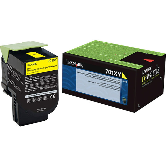 Lexmark Unison 701XY Toner Cartridge