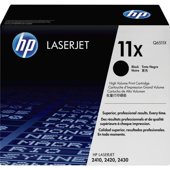 HP 11X (Q6511X) Original Toner Cartridge - Single Pack - The Supply Room