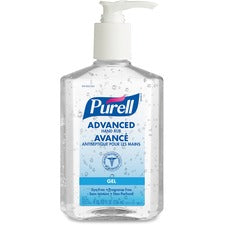 PURELL® Purell 8 oz Advanced Hand Sanitizer Gel