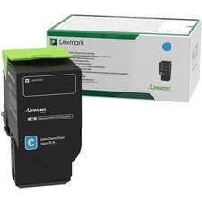 Lexmark Unison Original Toner Cartridge - Cyan
