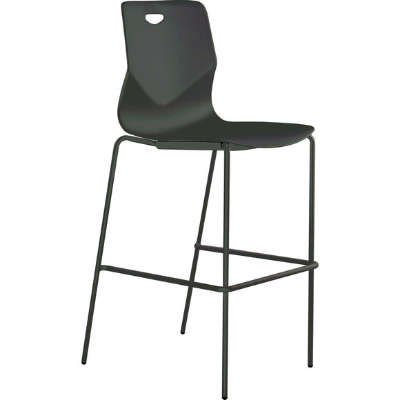 Heartwood Zuma Bar Height Stacking Chairs - 4/CT