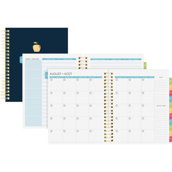 Blueline Undated Teacher Planner
