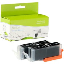 fuzion Ink Cartridge - Alternative for Canon PGI250XL - Black