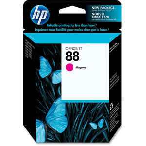 HP 88 Original Ink Cartridge - Single Pack - The Supply Room