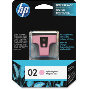 HP 2 Original Ink Cartridge - Single Pack