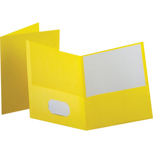 Oxford Twin Pocket Letter-size Folders