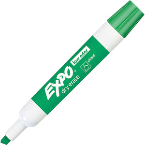 EXPO Large Barrel Dry-Erase Markers