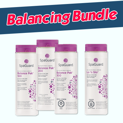 "Balancing Bundle</br><font color=""grey"">(Complete Hot Tub Balancing)</font>"