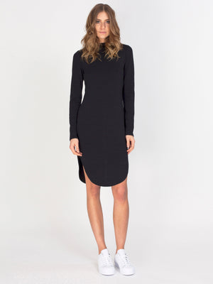 LYLA DRESS - BLACK - GFX178-332 - 1.jpg
