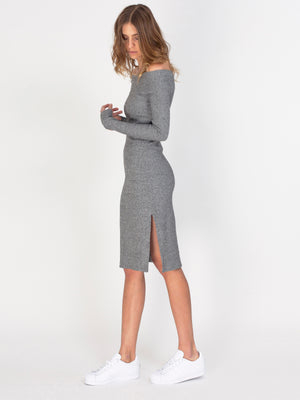 EMMALEE DRESS - SPECKLE GREY - GFX178-332 - 2.jpg