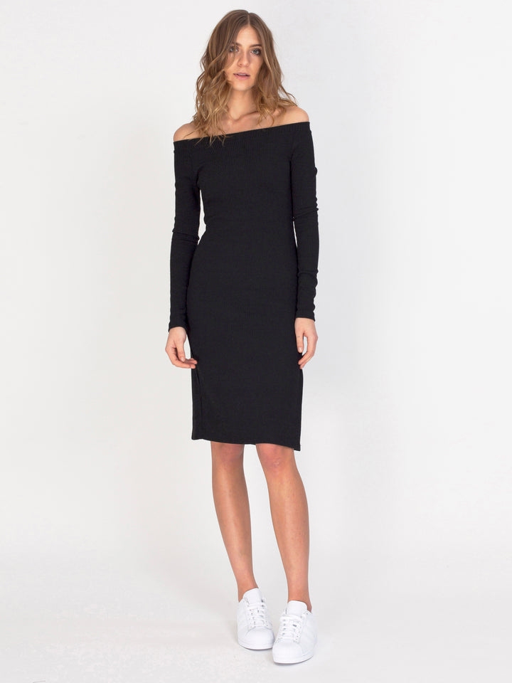 EMMALEE DRESS - BLACK - GFX178-335 - 1.jpg