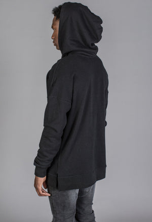 The Essential Hoody - Black