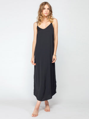 BRIELLE SLIP DRESS - BLACK - GF173-8257 - 1.jpg