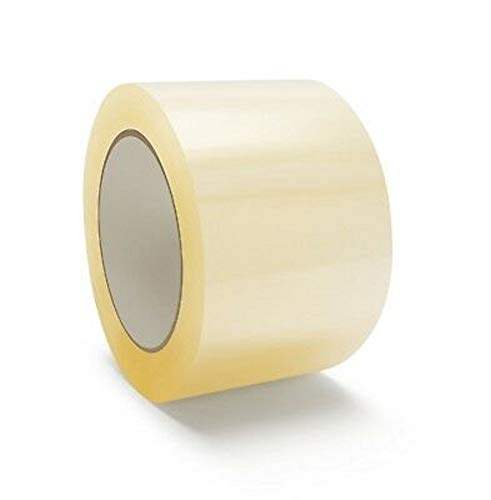 "Yens® 6 Rolls 3"" Clear Tape 110 yard 330 ft Carton Sealing Clear Packing Tape"
