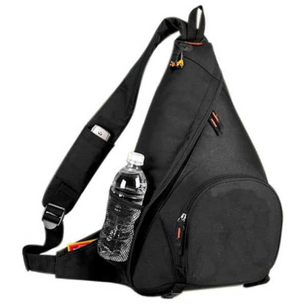 Yen's Mono-Strap Backpack, 6BP-05 Black