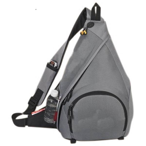 Yen's Mono-Strap Backpack, 6BP-05 Grey