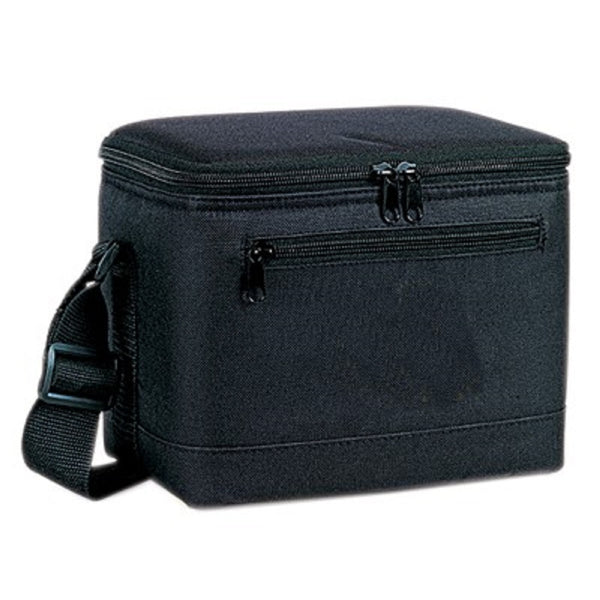 Yens Fantasybag Deluxe Lunch Box Cooler Bag Cooler,6CP-2706 (Black)