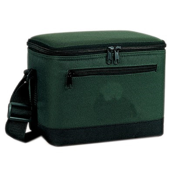Yens Fantasybag Deluxe Lunch Box Cooler Bag Cooler,6CP-2706 (Hunter Green)