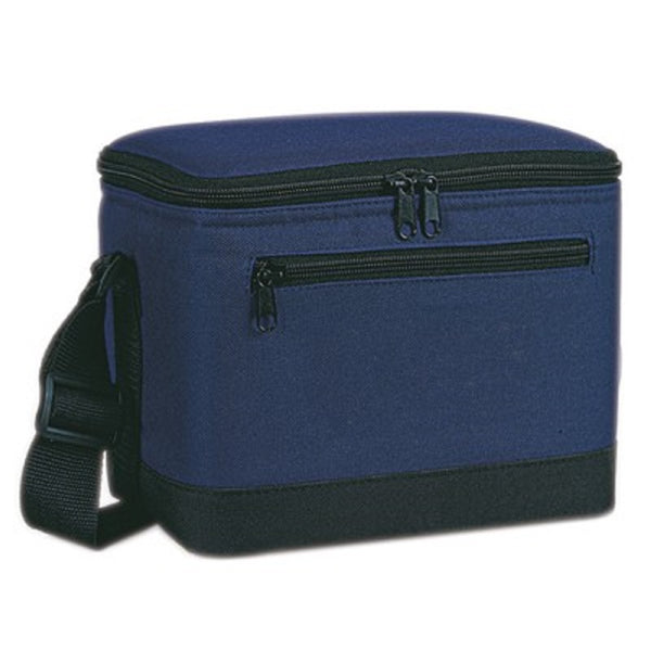 Yens Fantasybag Deluxe Lunch Box Cooler Bag Cooler,6CP-2706 (Navy Blue)