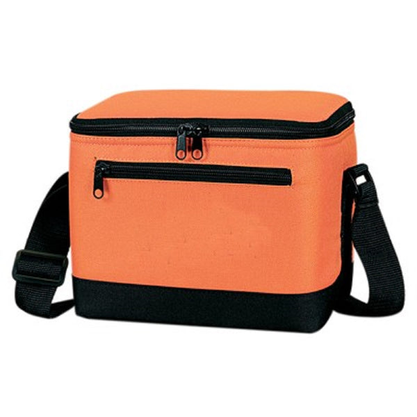 Yens Fantasybag Deluxe Lunch Box Cooler Bag Cooler,6CP-2706 (Orange)