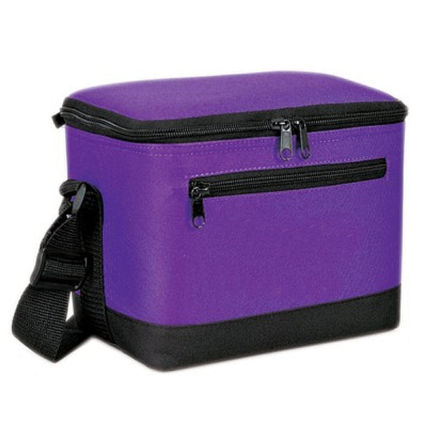 Yens Fantasybag Deluxe Lunch Box Cooler Bag Cooler,6CP-2706 (Purple)