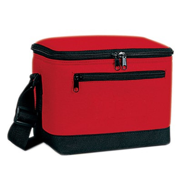 Yens Fantasybag Deluxe Lunch Box Cooler Bag Cooler,6CP-2706 (Red)