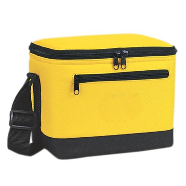 Yens Fantasybag Deluxe Lunch Box Cooler Bag Cooler,6CP-2706 (Yellow)