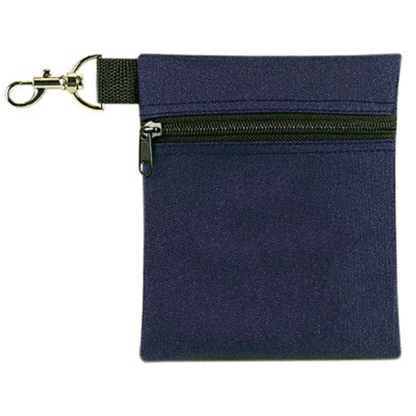 Yens Fantasybag Golf Tee Pouch, AP-617 Navy Blue