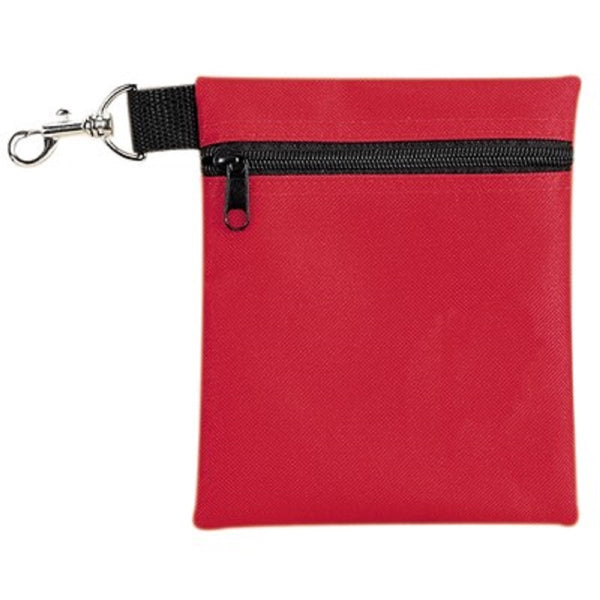 Yens Fantasybag Golf Tee Pouch, AP-617 Red