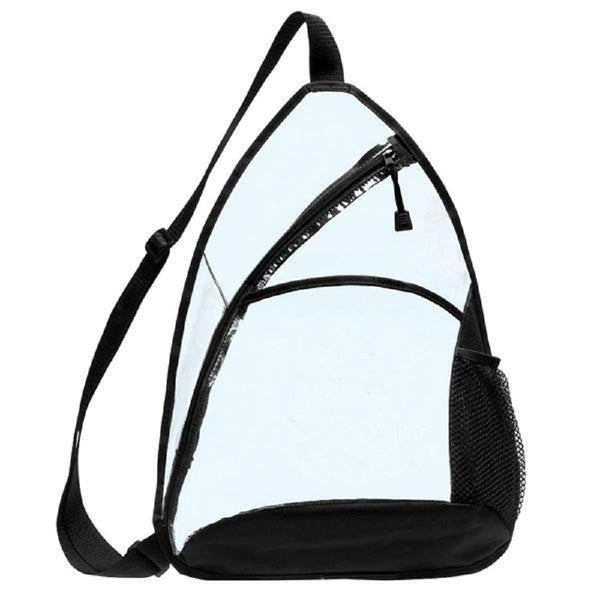 Yens Transparent Sling Backpack CBP-876