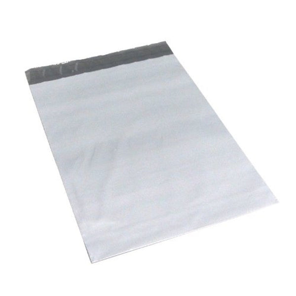 Yens® 500 pk White Poly Mailers 14.5 x 19 : M7