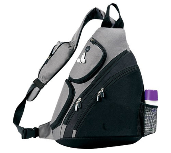 Yens Fantasybag Urban sport sling pack, SB-6826 Grey