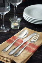 Fidenza Hammered 40-Piece (Long)