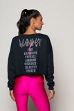 Manifest Crop Sweater