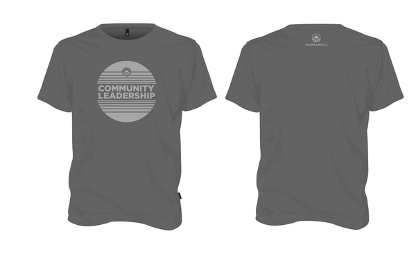 Community Leadership T-shirt