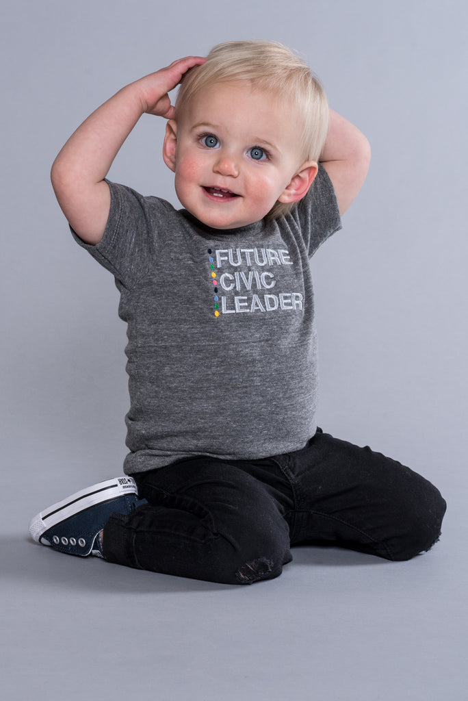 Future Leader Baby T-Shirt