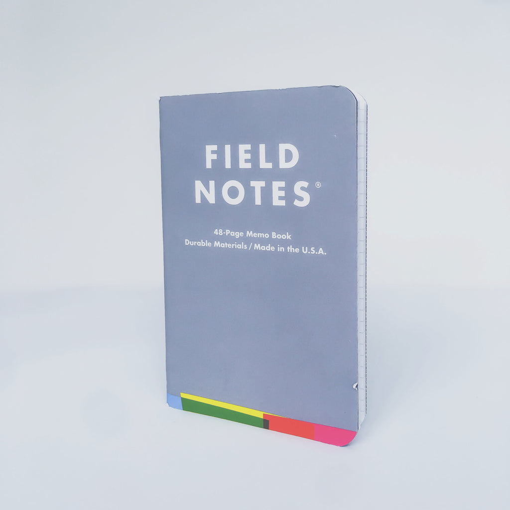 Field Notes (Single Notebook) (Reserved)